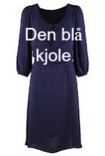 Den blå kjole